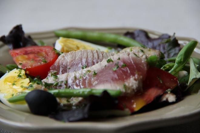 nice salade niçoise