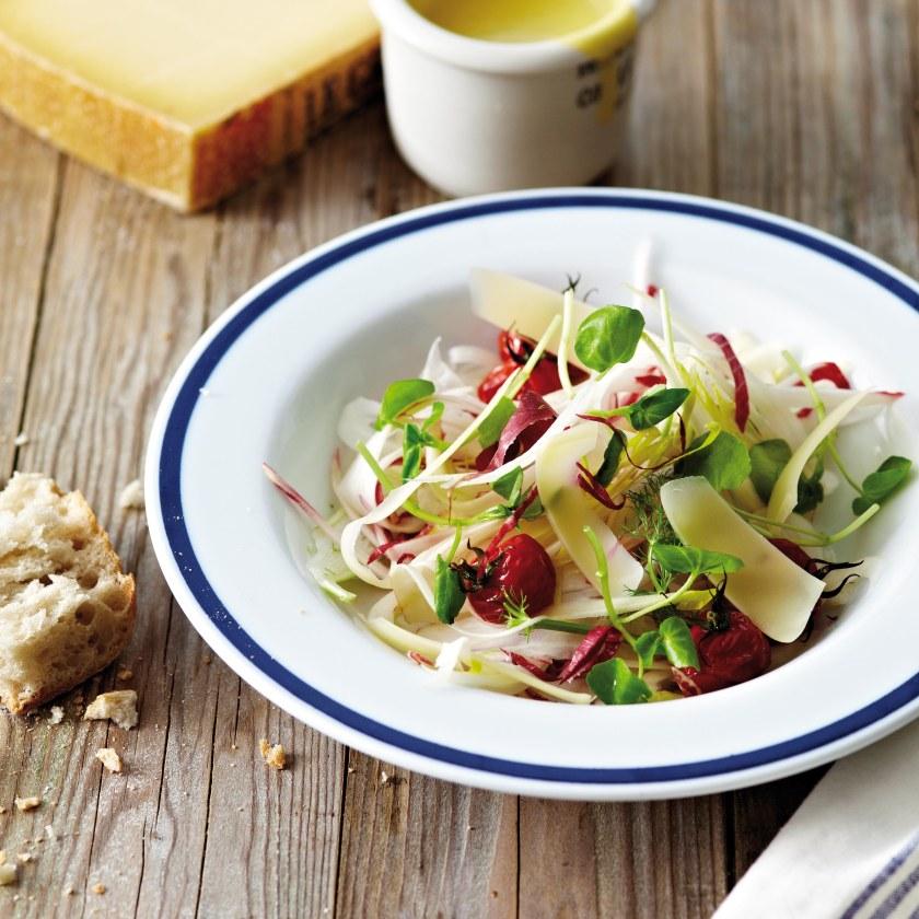 GRUYERE - Salade - Salade de fenouil au Gruyère AOC.bis